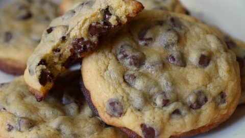 Chocolate Chip Cookie Recipe (Easy How To)- BenjiManTV