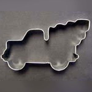 flatbed truck cookie cutter
