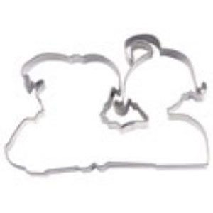 boy and girl cookie cutter
