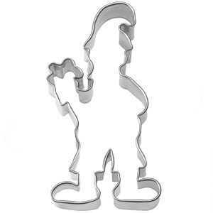 man cookie cutter