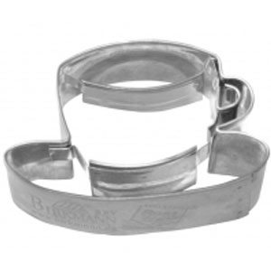 teacup and saucer cookie cutter