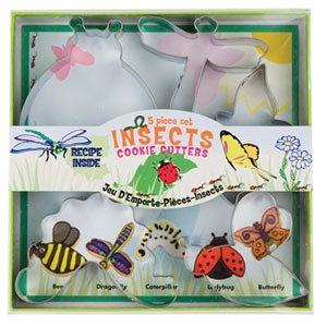 insect cookie cutters