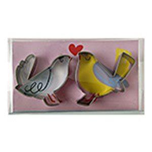 bird cookie cutters