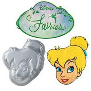 tinkerbell cake mold