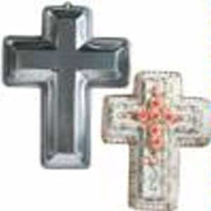 cross baking mold