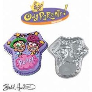 the fairly oddparents cake mold