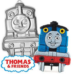 thomas the tank engine cake mold