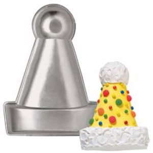 party hat cake mold