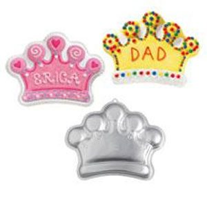 crown cake mold