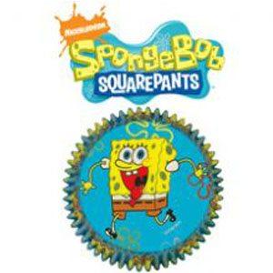 spongebob cupcake cups