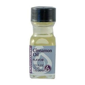 cinnamon oil flavor