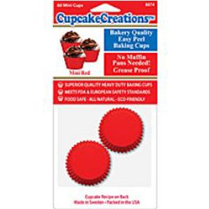 Cupcake Cups, Candles & Toppers > Page 10 of 13 > Bakery Supply