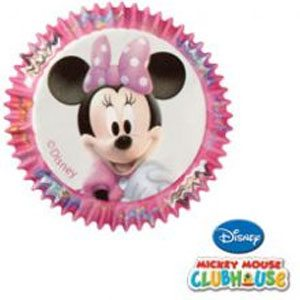 minnie mouse cupcake paper