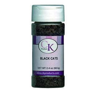 black cat sprinkles