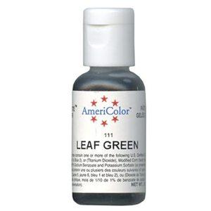 leaf green food coloring