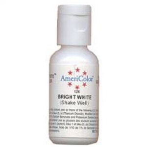 bright white food coloring