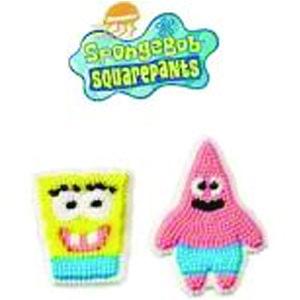 spongebob cake mold