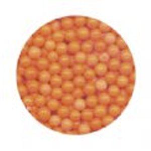 orange candy pearls