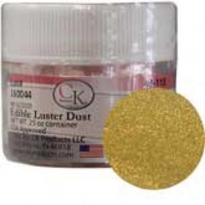 gold luster dust