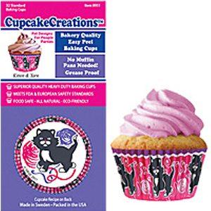 cupcake baking papers