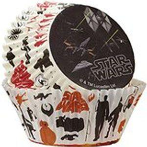 star wars cupcake paper