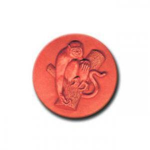 monkey cookie stamps