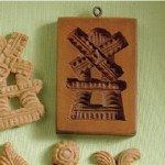 handmade cookie stamp