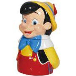 Pinocchio cookie jar