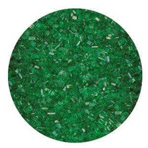 green sanding sugar