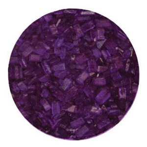 purple rock sugar