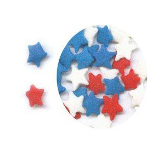 fourth of july sprinkles