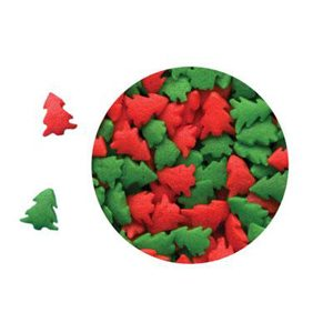 christmas tree sprinkles