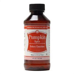 pumpkin flavoring