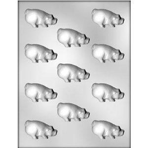 pig baking mold