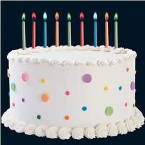 birthday cake supplies