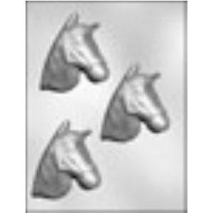horse baking mold