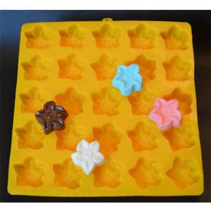 rubber cookie mold