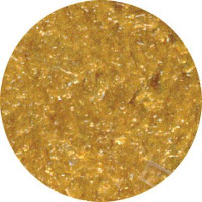 gold baking glitter