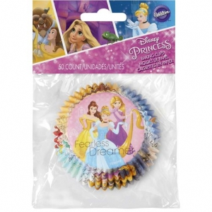 disney princess cupcake cups