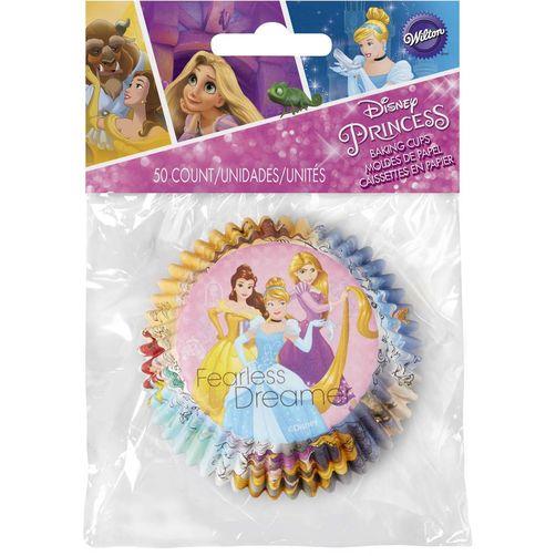 disney princess cupcake cups