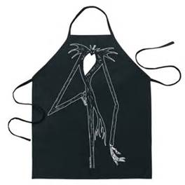 jack skellington apron
