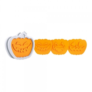 jack o lantern cookie stamps