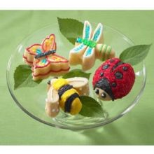 Birds & Bugs Cookie Cutters