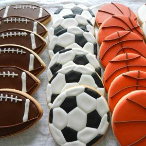 Sport Cookie Cutters