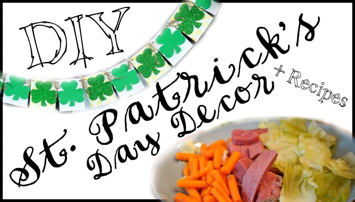 st patricks day recipe