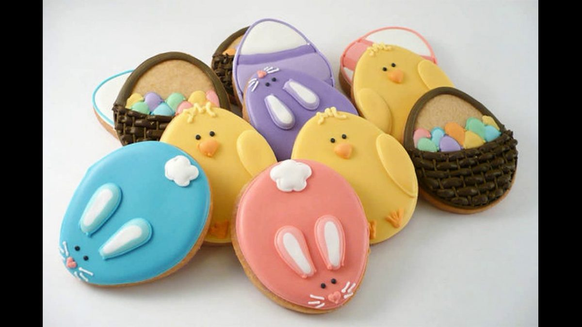 easter cookie decorating ideas