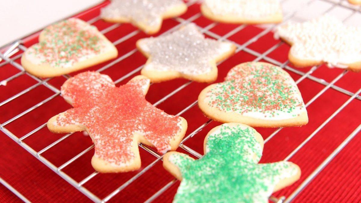 Cutout Sugar Cookie Recipe Laura Vitale Laura In The