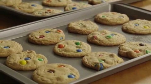 Cookie Recipes – How to Make M&M Cookies
