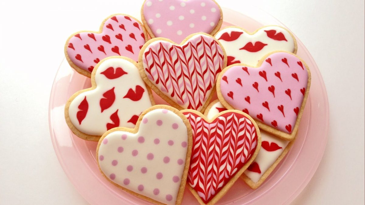 How To Decorate Cookies For Valentine S Day Bakery Supply