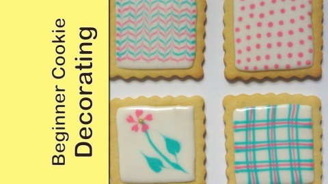 How to decorate cookies with royal icing – the basics